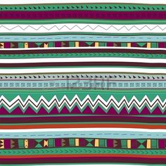 Seamless background with drawing tribal pattern Stock Photo - 20125157
