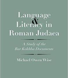 Language And Literacy In Roman Judaea: A Study Of The Bar Kokhba Documents PDF