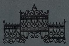 Gothic Gala - Gate | Urban Threads: Unique and Awesome Embroidery Designs