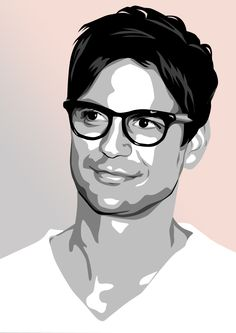 Gale Harold by Jasme22.deviantart.com - Very cool!