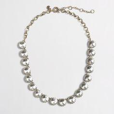 JCrew statement necklace like new condition! J. Crew Jewelry Necklaces