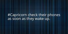 Capricorn fact