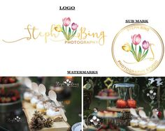 Items similar to Wedding photography logo Lotus logo design Flower logo Elegant watermark Stylish logo Premade logo Branding Kit Logo Design Branding Package on Etsy Wedding Logos, Wedding Invitations, Photography Logos, Wedding Photography, Logan, Lotus Logo, Cake Logo, Watercolor Logo, Flower Logo