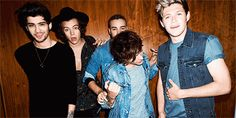One Direction Four photoshoot GIF  - Sugarscape.com
