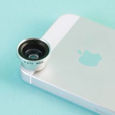 Photojojo Wide Angle/Macro Lens   Brit + Co. Shop - Creative products from makers you'll love.