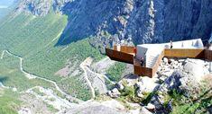 Centro de visitantes Trollstigen ©Reiulf Ramstad Architects