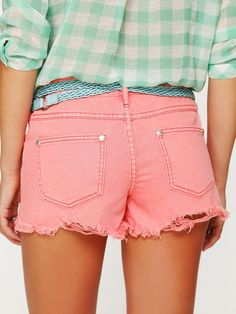 Love the pink shorts!!!