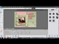 Join me as I introduce digital scrapbooking using Photoshop Elements 11! Visit www.naods.com for more FREE training.