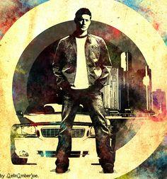 Jensen by AmberJoe on deviantART