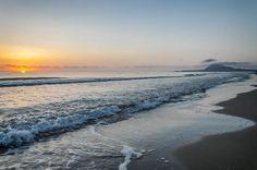 Title  Sunrise On The Beach   Artist  John Archer   Medium  Photograph