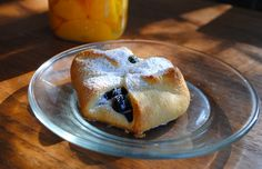 Blueberry Cream Cheese Danish | 29 Incredibly Easy Things You Can Make With Crescent Roll Dough