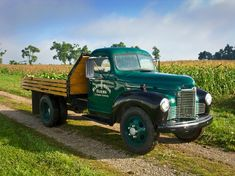 1000+ images about Old Farm Trucks on Pinterest | Ford ...