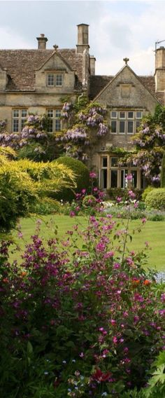 ℳiss Cecilia Manchester's Country Manor House ♞...