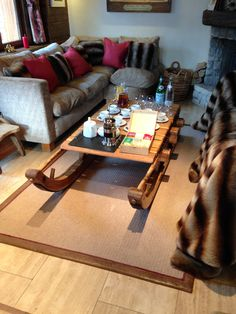 Reuse Your Old Sledge- What Have You Created?
