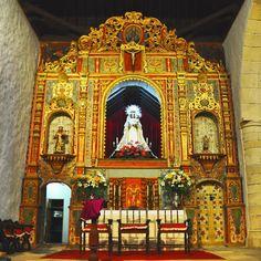 Oltrepassata Betancuria ci spingiamo verso Pajara #ExploreFuerte il paese è carino e una visita alla Chiesa di Nuestra Señora de la Regla è d'obbligo! Se non altro per visitare una tipica chiesa canaria. #ExploreCanarie #Spagna