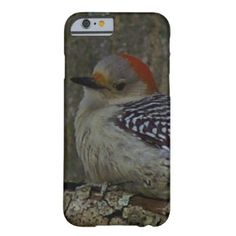 Woodpecker, Barely There iPhone 6 Case. Barely There iPhone 6 Case