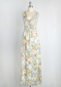 Stately Saturday Dress. For you, the weekend always brings two things - relaxation and radiant dresses. #multi #modcloth