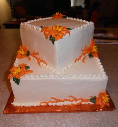 wedding cakes with tiger lilies tiger wedding cake future wedding ideas 26129