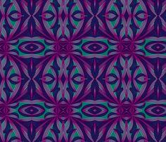 marzlene_beauty_2124 fabric by marzlene'z_eye_candy on Spoonflower - custom fabric