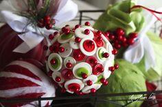 Christmas Craft Ideas | Christmas Crafts: Make Christmas Balls! - HoneyBear Lane