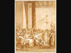 Johann Sebastian Bach, Mathhäus Passion by Karl Münchinger, Fritz Wunderlich, Elly Ameling, Marta Höffgen, Peter Pears, Hermann Prey and Tom Krause.