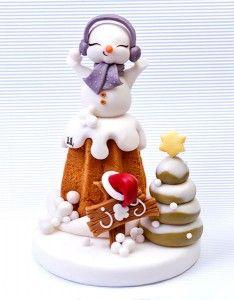 photo tutorial - Pandoro di Natale – Eleonora Coppini (Molly)
