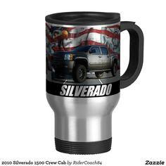 2010 Silverado 1500 Crew Cab Travel Mug