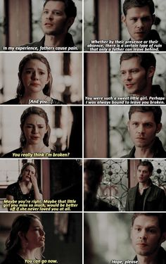 The Originals 5x02 - I waited for you for years. But you didn't come.