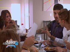 Les Anges 6 : Anaïs et Eddy veulent en venir aux mains pour de la salade(Vidéo)