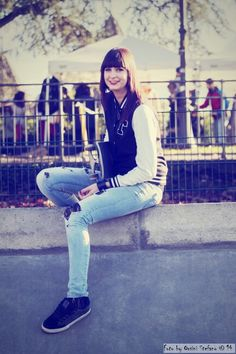 Relax time♥ #Shotting #skate #style