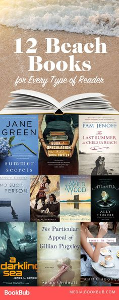 12 books to bring to the beach or on vacation, including some of the best recent beach reads for summer.
