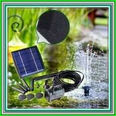 Improve Your Home's Energy Usage With These Solar Energy Design >>> More info can be found by clicking on the image. Solar Powered Water Pump, Help The Environment, Solar Energy, Saving Money, Improve Yourself, Tips, Image, Design, Solar Power