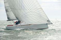 Launch of the New Wauquiez Optio - Wauquiez - #sailing #sailboat