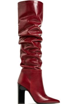 We found 11 pairs of must have knee high boots for fall: