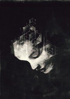 whisper // b-82 / Sacred Geometry <3