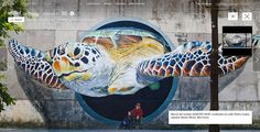 Explore the Past and Present of Street Art Around the World with Google Street Art