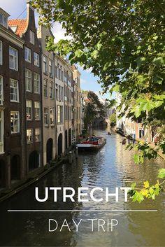 Utrecht - Day Trip from Amsterdam