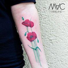 Poppies #tattoo #tattoomotiv #tattoooftheday #flower #flowertattoo #girl #girly #ink #inked #inkedgirl #inkstagram #berlin #berlinartist #berlintattoo #tattoomotiv #blumentattoo #blumen #mohnblumen #poppies #poppy #filigran #fineline #fine #finelinetattoo #macfineline #macfinelinetattoo #macstilbruchtattoo #stilbruchtattoo #stilbruch #arm #armtattoo by mac_fineline