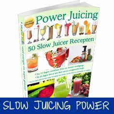 In dit e-book - maar liefst 50 recepten voor de slow juicer. Na 10 dagen slaap je al beter, na 20 dagen ben je al afgevallen en na 30 dagen barst je van de energie -