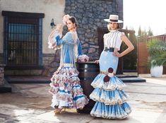 Resultado de imagen de revistas de moda flamenca