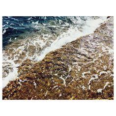 via Instagram bastarts: ALLES WIRD FLUT #water #sea #mallorca #rocks #bubbles #überwasser