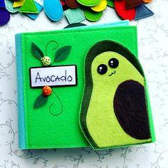 Diy Busy Books, Diy Quiet Books, Baby Quiet Book, Felt Books, Quiet Book Templates, Quiet Book Patterns, Preschool Art, Preschool Activities, Diy For Kids