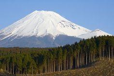 Japon, Le Mont Fuji ♥