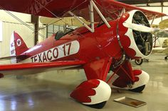 Waco UBF-2 #flickr #biplane #1930s Old Planes, Mens Toys, Vintage Airplanes, Texaco, Pilot, Aircraft Design, Aircraft Pictures, Jet Plane, Military Aircraft