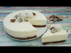 La mejor TARTA DE COCO 🥥 que JAMÁS he PROBADO / MINI COCOS / SIN HORNO /El Rincón de Belén - YouTube Chesee Cake, Cupcake Cookies, Cupcakes, Sweet Recipes, Tea Party, Catering, Food And Drink, Ice Cream, Sweets