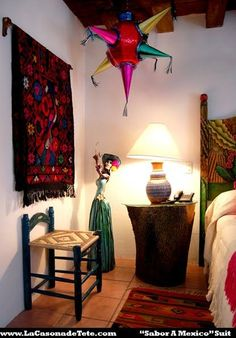 Hacienda Life: La Casona de Tete- A Treasure of Mexican Decor