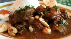Familievennlig indisk curry Mat, Curry, Beef, Food, Meat, Curries, Meals, Ox, Yemek