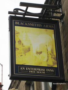 Wandering Photos - The Blacksmith Arms - Gosforth Tyne & Wear England
