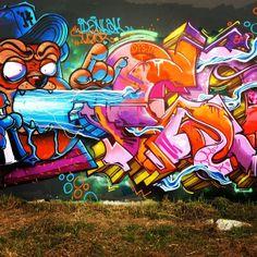 graffiti by Sofles