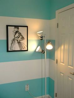 Captivating What Color To Paint My Room Ten Tips On Painting A Striped Wall | Walls Design